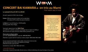 Invitation Bai Kamara 2013.indd